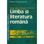 Limba si literatura romana.Manual pentru clasa a IX-a