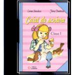 Caiet de scriere. Auxiliar pentru Abecedar - Olga Paraiala