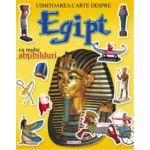 Uimitoarea carte despre Egipt