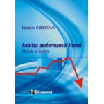 Analiza performantei firmei. Metode si modele