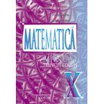 Matematica. Trunchi comun. Manual pentru clasa a X-a