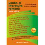Limba si literatura romana. Clasa a XII-a