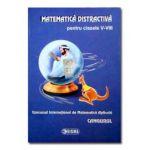Matematica distractiva cls V-VIII -CANGURUL