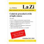 Codul de procedura civila si legile conexe (actualizat la 20.11.2010).