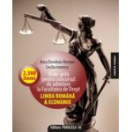 TESTE GRILA PENTRU CONCURSUL DE ADMITERE LA FACULTATEA DE DREPT - Limba romana si Economie 2011