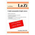 Codul consumului si legile conexe