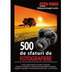 500 de sfaturi de fotografiere