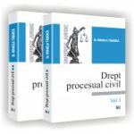 DREPT PROCESUAL CIVIL (Vol. I si II) Editia a II-a revazuta si adaugita