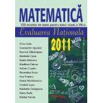 MATEMATICĂ - EVALUARE NAŢIONALĂ 2011