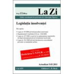 Legislatia insolventei actualizat la 5.03.2011