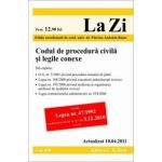 Codul de procedura civila si legile conexe (actualizat la 10.04.2011)