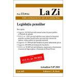 Legislatia pensiilor
