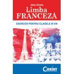 LIMBA FRANCEZA. EXERCITII PENTRU CLASELE III-VIII