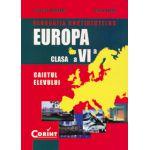 GEOGRAFIA CONTINENTELOR - EUROPA Caietul elevului clasa a VI-a