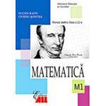 MATEMATICA  M1 MANUAL PENTRU CLASA A XI-A