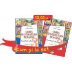 Set caiete Limba Romana  clasa a III-a  semestrele I si II