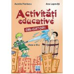 Activitati educative obligatorii clasa a III-a