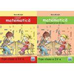 Set Caiet Matematica - semestrul I si II clasa a IV-a