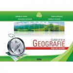 Geografie - fise de lucru clasa a IV-a