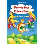 Povestea literelor clasa a I-a