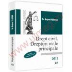 Drept civil. Drepturi reale principale
