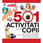501 activități pentru copii