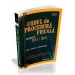 Codul de Procedura Fiscala, editia a II-a Februarie 2012