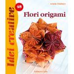 Flori origami - Idei Creative nr. 48