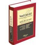 Noul Cod civil - comentarii, doctrina, jurisprudenta - Vol. II Mosteniri si liberalitati. Obligatii