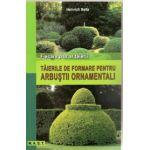 Taierile de formare pentru arbustii ornamentali