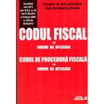 Codul fiscal cu Normele de aplicare si Codul de procedura fiscala cu Norme de Aplicare. Culegere de acte normative dupa documentele oficiale. Actualizat Iulie 2012 prin O.U.G. nr. 24 din 7.06.2012 si Ordinul  ANAF nr. 82 din 28.06.2012