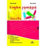 Culegere Limba română Clasa a III-a