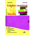 Culegere Limba română Clasa a IV-a