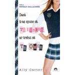 Dacă ţi-aş spune că te iubesc, ar trebui să te omor (Fetele Gallagher, vol.1) – ediţie de buzunar
