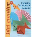 Figurine şi animale origami - Idei Creative 67