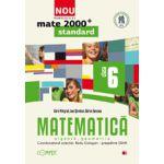 Mate 2013 Standard  MATEMATICA. ALGEBRA, GEOMETRIE. CLASA A VI-A PARTEA I