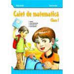 Caiet Matematica clasa  I