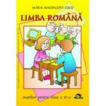 Limba română clasa  a II-a