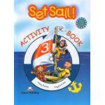 Set Sail  3 - Activity book  - Caietul elevului