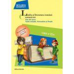 Limba şi literatura română 2013. Comunicare Clasa a VI-a  Semestrul I