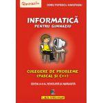 Informatica pentru gimnaziu - Culegere de probleme (Pascal/C++)