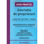 Asociatia de proprietari. Ghid practic. 2012