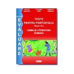 Evaluare Limba Romana 2013. Teste pentru portofoliu clasa a II-a