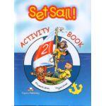 Set Sail  2 - Activity book  - Caietul elevului