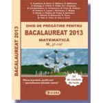 Bacalaureat 2013  Matematica (M), Profilul real-Specializarea stiinte ale naturii