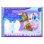 Crăiasa Zăpezii 3-5 ani Micul artist plastic