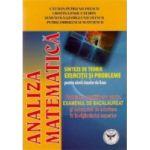 Analiza matematica: sinteze de teorie, exercitii si probleme pentru elevii claselor de liceu