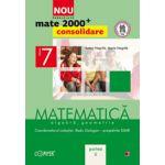 Mate 2013 Consolidare MATEMATICA. ALGEBRA, GEOMETRIE. CLASA A VII-A. PARTEA II