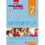Mate 2013 Initiere MATEMATICA. ARITMETICA, ALGEBRA, GEOMETRIE. CLASA A VII-A PARTEA II