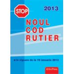 Noul Cod Rutier 2013